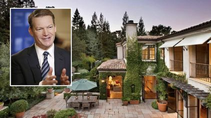 FireEye CEO Kevin Mandia Selling Woodside Mansion for $17.9M