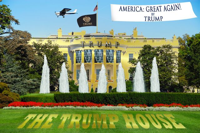 What Would a Donald Trump White House Look Like? | realtor