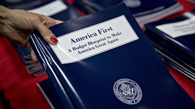 Trump's new budget proposal