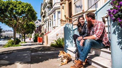 Ditch the Drive? Here's What Americans Would Give Up to Live in Walkable Communities