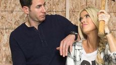 Christina and Tarek El Moussa Have Their Kinkiest Encounter Ever on 'Flip or Flop'