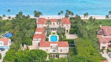 $110M Oceanfront Mansion in Palm Beach Is Most Expensive New Listing