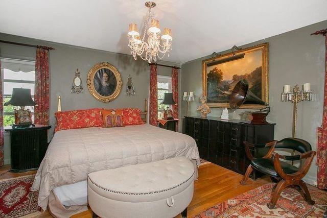 Owner's suite bedroom Bedford MA