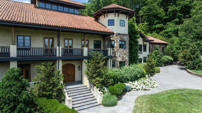 Kristin Cavallari and Jay Cutler's Nashville home