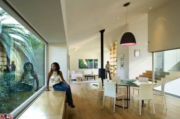 Predock_Frane Design Re-Lists in Pacific Palisades