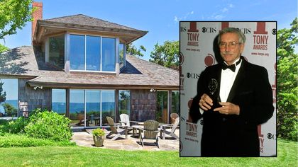 Playwright Edward Albee's Hamptons Home on the Market for $20M