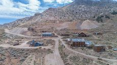 Frighteningly Cool California Ghost Town and Mining Operation Up for Sale