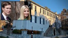 Ivanka Trump and Jared Kushner's DC Home Is Available To Rent—for $18K a Month