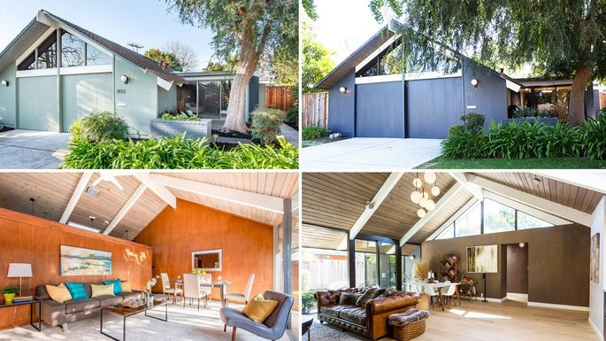 Midcentury Makeover Anatomy Of An Eichler Renovation In San Jose