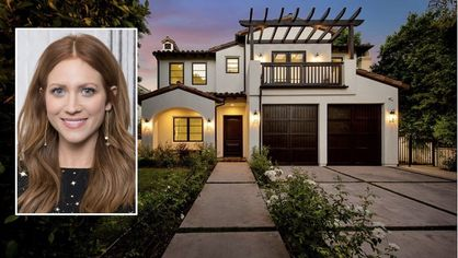 'Pitch Perfect' Star Brittany Snow Has Listed Her Harmonious Home for $2.75M