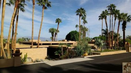 Baseball Legend Ralph Kiner's Former Home Lists in Rancho Mirage