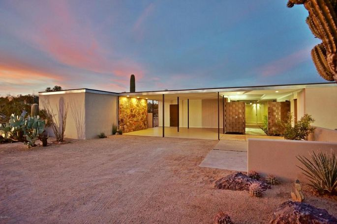Mid Century Gems 5 Al Beadle Homes For Sale In Arizona