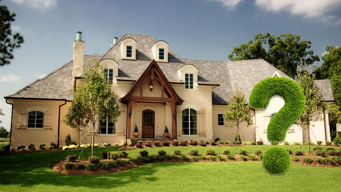 What is a mansion the luxury home next door might not for Castle style homes for sale