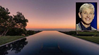 Ellen DeGeneres Selling Modern Montecito Compound for $40M