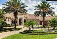 Running Real Estate: Ricky Watters Lists Isleworth Luxury Home (PHOTOS)