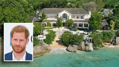 Prince Harry's One-Time Barbados Rental Is for Sale for $40M—and It's Blowing Our Minds