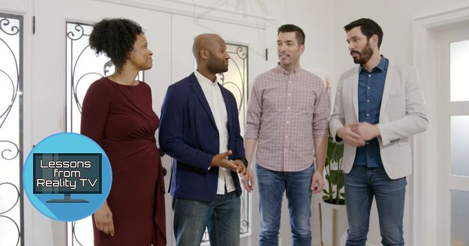 property brothers recap 6-4 with seal