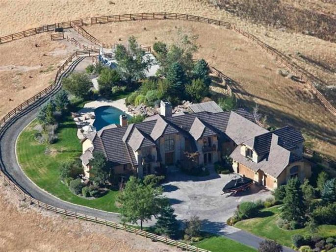 Magnificent Retired Ballplayer Bill Buckner Lists Idaho Ranch Realtor Com Download Free Architecture Designs Grimeyleaguecom