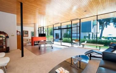 Eames-Saarinen Designed Case Study No.9 Lists in Pacific Palisades (PHOTOS)