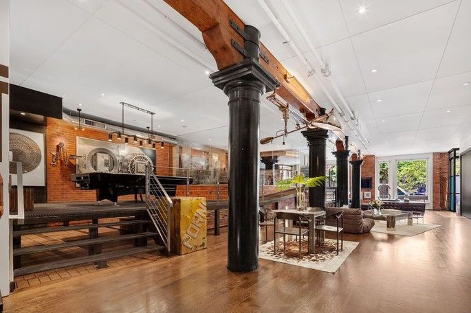 Residence Retrofit 7 Industrial Warehouse Lofts With Style To