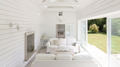 Take That, Winter! Stay Warm All Season Long in a Perfectly Designed, Summery Sunroom