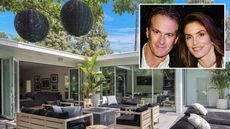 Cindy Crawford and Rande Gerber Selling Stylish Midcentury Modern Home