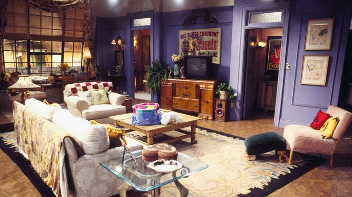Monica Geller's apartment