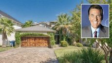 Former Game Show Host Chuck Woolery Selling Texas Home for $939,000