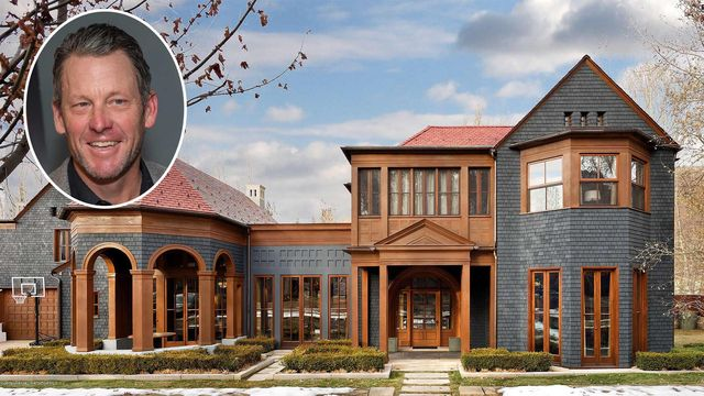 Lance Armstrong Lists His Beloved Aspen, CO, Family Retreat for $14.5M   realtor.com®