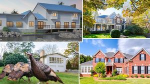 Gobble Up These 9 Homes for Sale on Turkey-Themed Streets