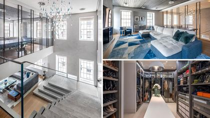 Most Expensive New Listing: 'Jaw-Dropping' $42M Duplex on Park Avenue in NYC