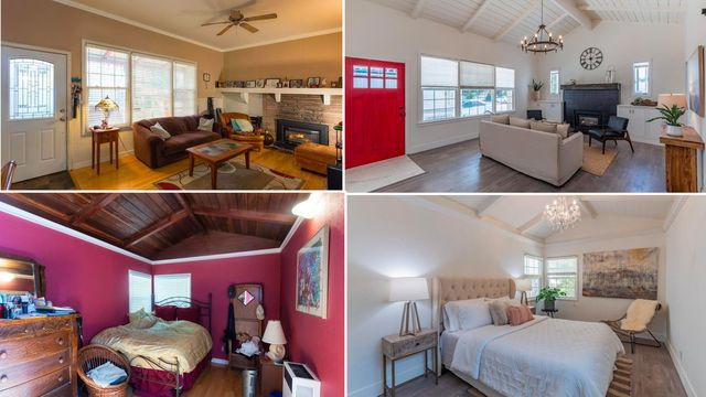 Lessons From Listing Photos: From Outdated Surf Shack to Modern Beach Bungalow