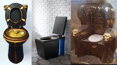 Forget the Iron Throne! Bend a Knee to One of These 10 Crazy Toilets