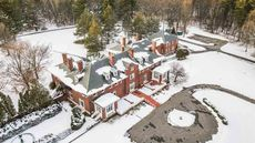 Colossal Colonial: 55-Acre Estate Starring in 'Little Women' Available for $2.5M