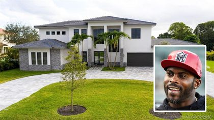 Retired NFL QB Michael Vick Lists 'Blessed' South Florida Home for $2.4M