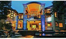 Elvis Dumervil Lists Ultramodern Home in Castle Rock