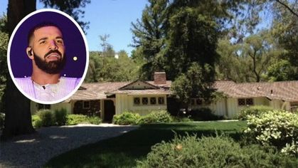 Deep in His Real Estate Feelings, Drake Reportedly Buys Third Home in Hidden Hills