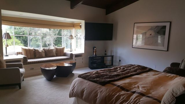 Before / Mandeville Canyon master suite