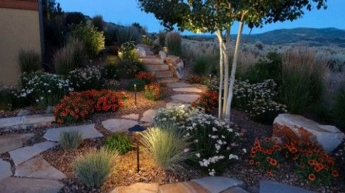 Integrating native plants and xeriscaping are among the top landscape trends of 2018.