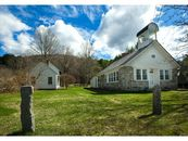 Converted Vermont Schoolhouse Comes With a Bell