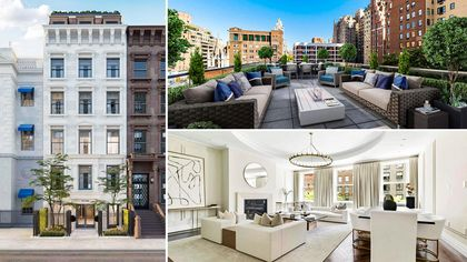 Most Expensive Listing: $50M Manhattan Mansion That Was Once Home to Gloria Vanderbilt