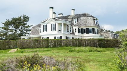 Edith Wharton's Former Oceanfront Home in Newport Fetches $8.6 Million