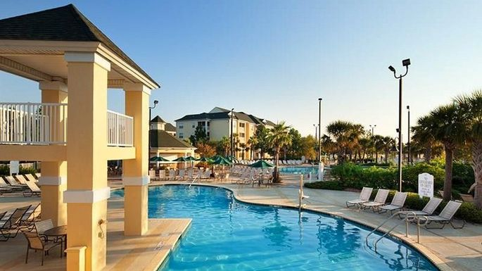 Condo development in Myrtle Beach, SC