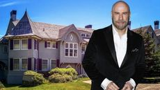 John Travolta Selling Massive Waterfront Mansion in Maine for $5M