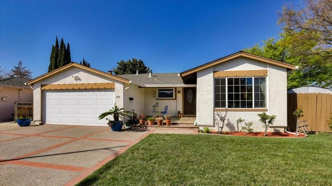 Four-bedroom home listed just under $900K