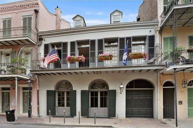 Brad Pitt And Angelina Jolie Selling New Orleans Mansion Realtor Com