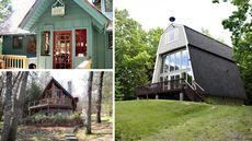 A-Frames Rule: 5 Ultracool Triangular Houses