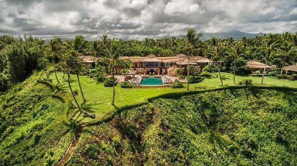 Most Expensive House In Hawaii Is A 70m Compound On Kauai