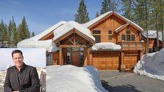 J.T. Snow Selling Snowy Retreat in the Tahoe Area