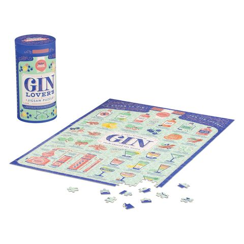 Ridley's Games Gin Lover's 500-piece puzzle